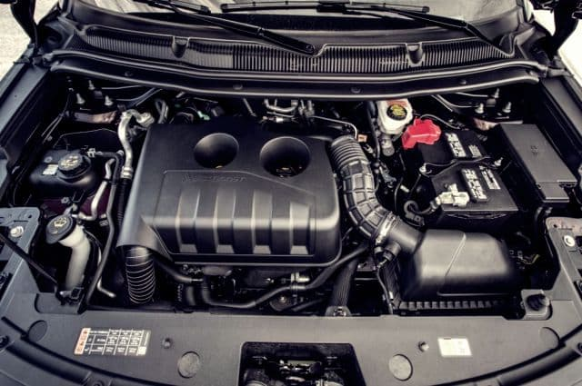 Ford Explorer Engine 2016