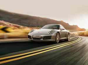 The Latest Porsche 911