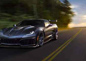 2019 Chevy Corvette ZR1 Supercar