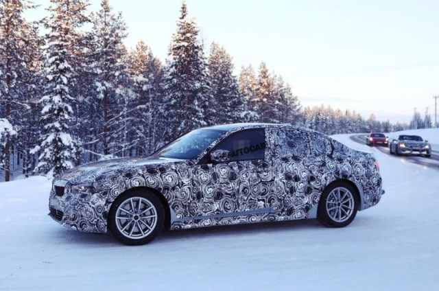 3-Series Spy Photo