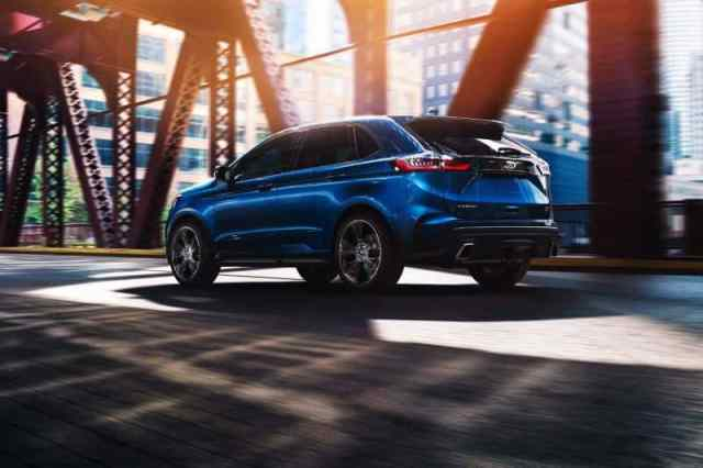All-New Ford Edge ST 2019