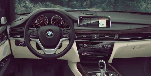 Latest X5 Interior