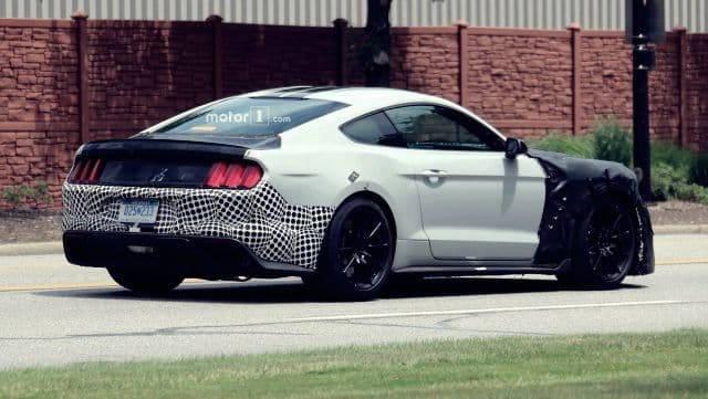 New Shelby GT500