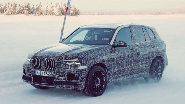 New X5 Spy Photo