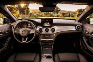 The Latest Mercedes GLA Interior
