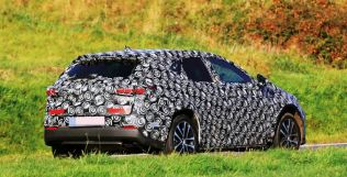 2019 Prius Spy Photo