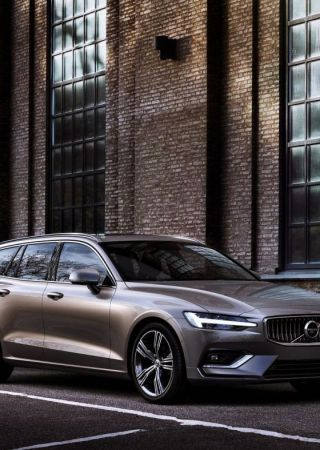 2019 Volvo V60 Station Wagon