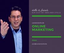 Carsten Stolle Online Marketing Berlin stolle & friends