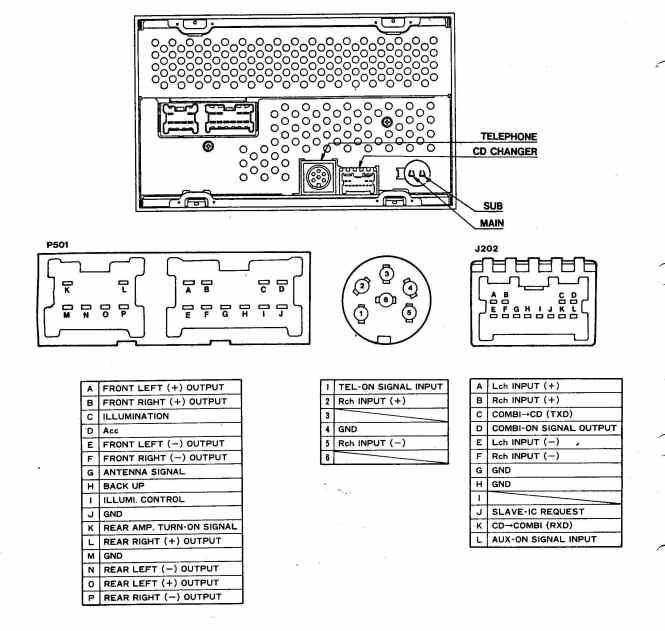 2001 Nissan Maxima Bose Wiring Diagram Wiring Diagram – Latest Nissan Maxima Bose Wiring