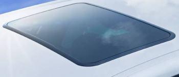 Carro : blindado sim, teto solar não !