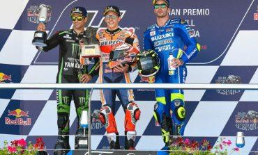 MotoGP: Marquez novo líder !