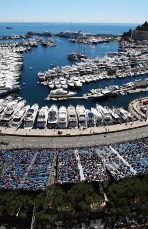 F1 : agora é Monaco