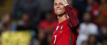 Super Ronaldo...e os outros