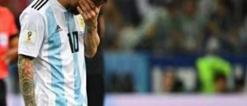 O papelão da Argentina