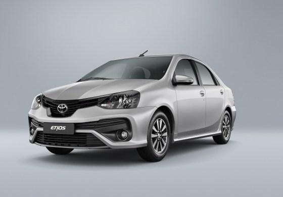 Etios sedan, a  boa sacada da Toyota