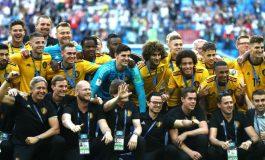 Bélgica fica com o bronze