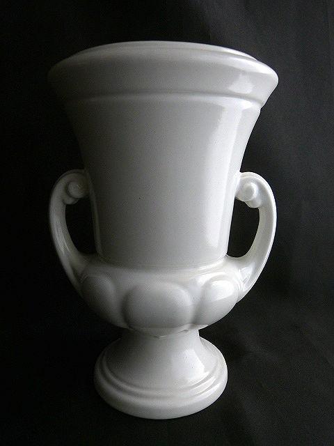 White Urn Style Vase by Abingdon USA 101