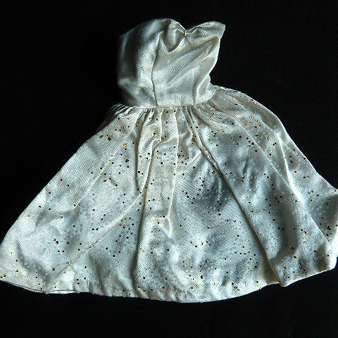 Vintage Barbie Party Date Dress