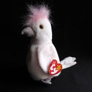 KuKu Cockatoo Ty Beanie Baby