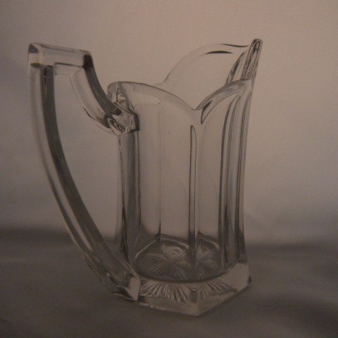 Krys-tol Creamer by Central Glass Works