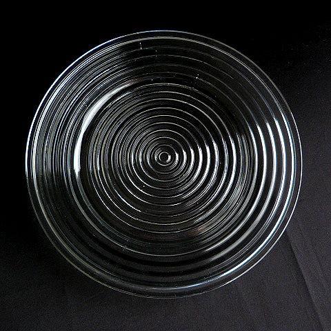 Manhattan Clear Dinner Plate