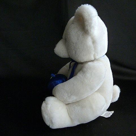 White Hanukkah Bear