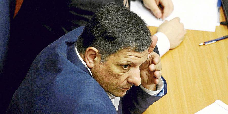 Fiscalía interrogó a Giorgio Martelli por 60 millones facturados a OAS