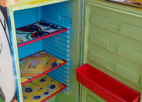 Uma geladeira 3389d76c750