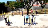 PMCamp - Praças