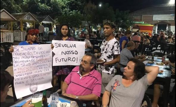 foto de video vimeo fato amazonico - 'NOVA POLÍTICA': cinco ministros de Bolsonaro tiram férias após 6 meses de governo