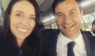Primeira ministra da Nova Zelândia está grávida