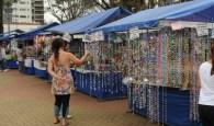 Feira de Natal no Centro de Convivência Cultural - Praça Fluminense