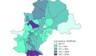 mapa da dengue PMC