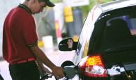 Posto de Gasolina combustível