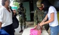 Forças Armadas fazem operação conjunta em comunidades do Rio Rio de Janeiro - Forças Armadas fazem operação conjunta com as polícias Civil e Militar em comunidades na zona oeste da cidade. Os militares estão apoiando ações nas comunidades de Vila Kennedy, Vila Aliança e Coreia (Tânia Rêgo/Agência Brasil)