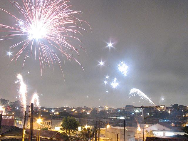 Aprovação de projeto que proíbe fogos de artifício em Campinas foi unânime
