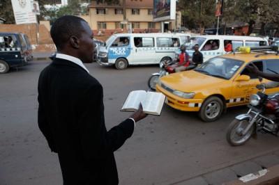Pastor em Kampala Uganda