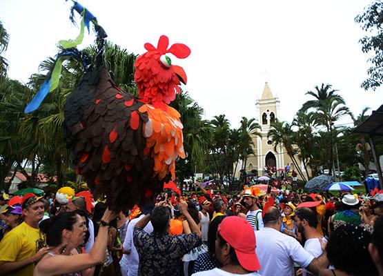 Cerca de 30 blocos tomam as ruas de Campinas no Carnaval 2017
