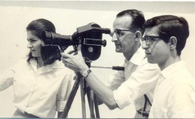 cineclube filmagem Um Pedreiro_ Dayz_Henrique Oliveira Jr., Paulo de Tarso Salom__o