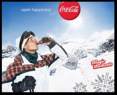 coca happiness