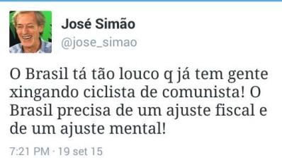 jose simao twiter