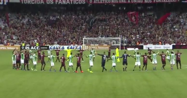 Rede Globo barra jogo do Atlético-PR e Coritiba com transmissão ao vivo pelo You Tube