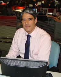 Ministério Público do Trabalho quer salário de William Bonner para todo jornalista