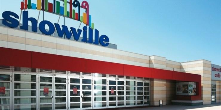 UCI Showville