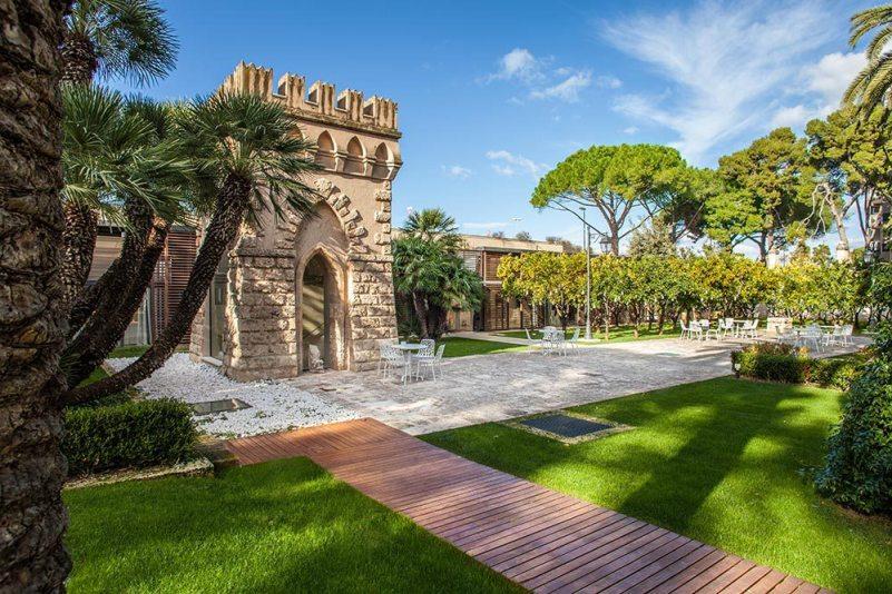 Villa de Grecis-Bari-cartacon-1