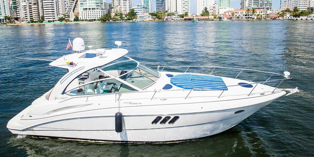 Boat Rentals Cartagena Colombia Rentals