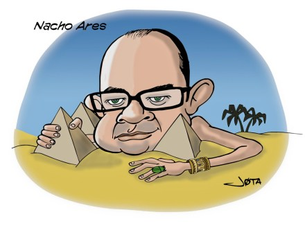 Nacho Ares - Caricatura