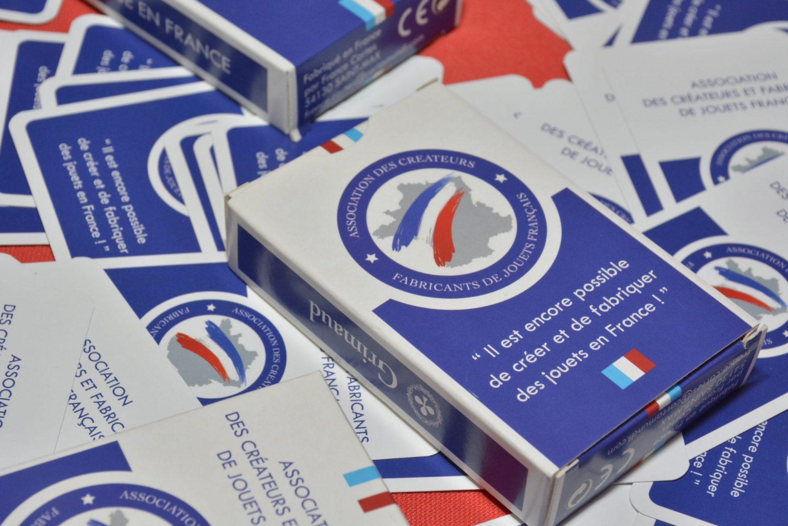 fabrication francaise de jeux de cartes