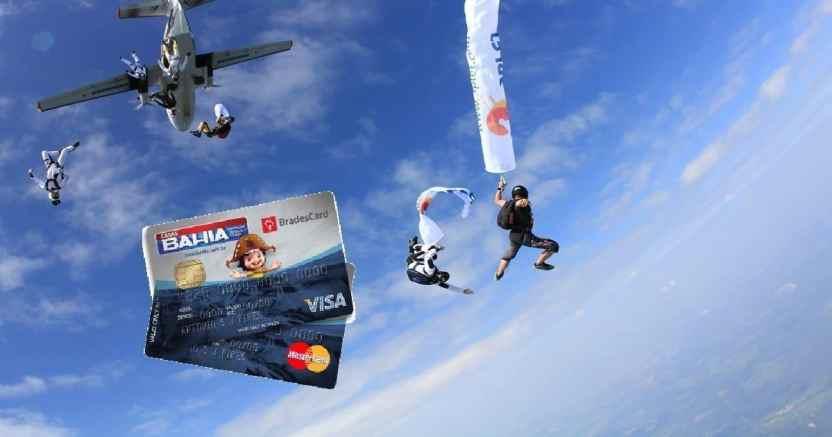 crédito por cartão de crédito