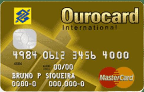 Cartão Ourocard